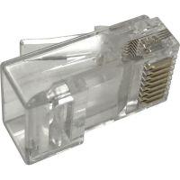 Excel Fast RJ45 Cat.5e & Cat.6 UTP Crimp Plug