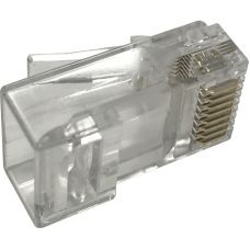 Excel Fast RJ45 Cat.5e & Cat.6 UTP Crimp Plug