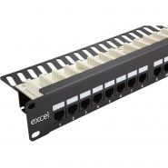 Excel Right Angled Patch Panels