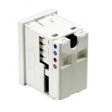 Excel Cat.5e RJ45 6C UTP Module