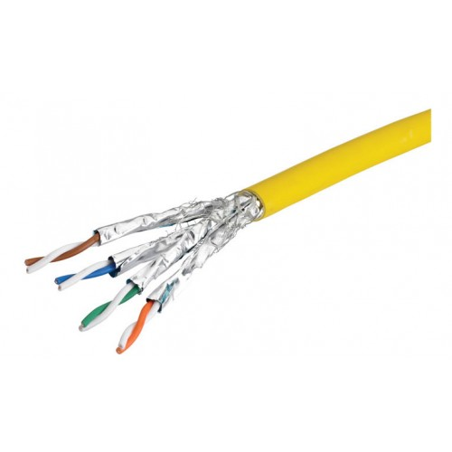 category 7a screened s ftp cable 1000mhz from. Black Bedroom Furniture Sets. Home Design Ideas