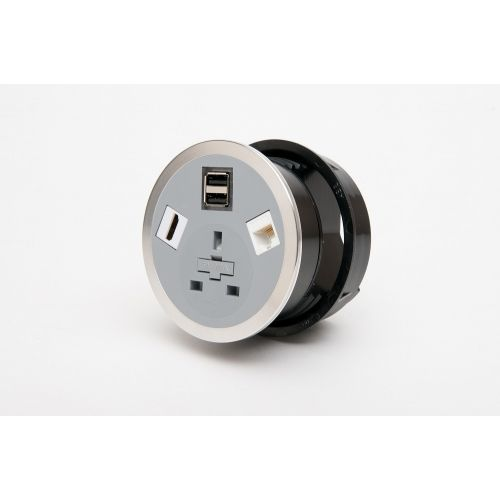 Swell 1 X Uk Power 1 X Rj45 1 X Smart Charge Grey From 97 79 Wiring Database Lotapmagn4X4Andersnl