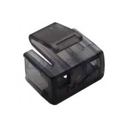 RJ45 Secure Port Blockers with Key (Pack of 25) Black