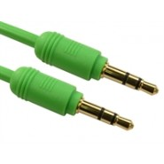 3.5mm Stereo Cables - Coloured
