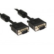 2m SVGA Male - Male All Lines Cable