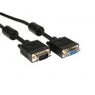 1m SVGA Male - Female All Lines Cable
