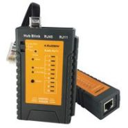 RJ45 Network Cable Tester with Network Switch Port/Cable Tracking