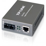 Gigabit Single-Mode Media Converter