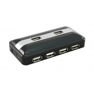 7 Port USB 2.0 Hub c/w Power Supply