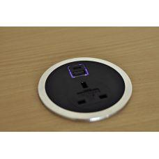 1 x UK Power, 1 x USB Smart Charge