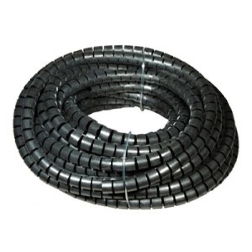 Black Spiral Cable Binding From £7.00
