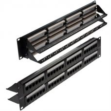48 Port Cat.5e Patch Panel