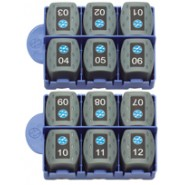 Kit of 12 x RJ45 remote units