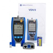 VDV II - Voice, Video and Cable Verifier