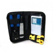 Professional Cable Tester & Installation Kit