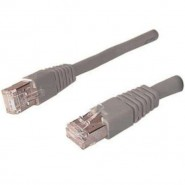 Moulded, Shielded Cat5e