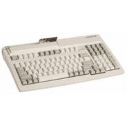 Cherry G81-7000LPCGB Keyboard with MSR