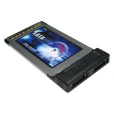 SATA 2 Port PCMCIA Card
