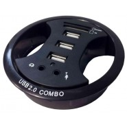 USB Desk Grommet