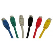 3m Cat.5e STP Snagless Patch Lead