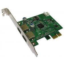 USB 3.0 PCI Express Card - 2 Ports