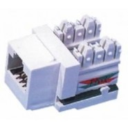 Brand-Rex Cat6Plus Unshielded RJ45 Keystone Jacks