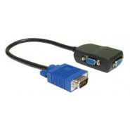 2 Port SVGA Splitter