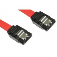 Locking Serial ATA Data Cable - 45cm