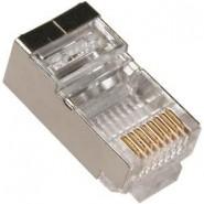 CCS RJ45 Cat.5e Shielded Crimp Plugs