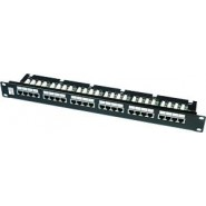 Connectix Cat.5e Shieled Patch Panel