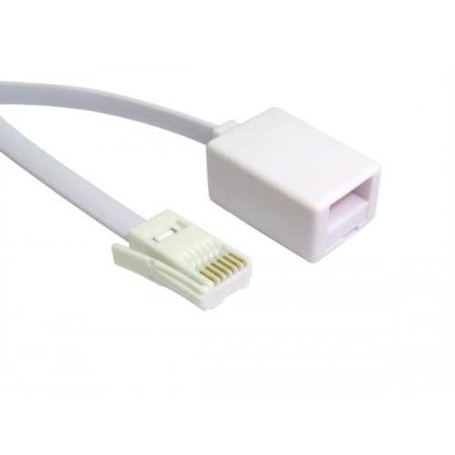 Telephone Extension Leads : M telephone extension lead wire from £ adept
