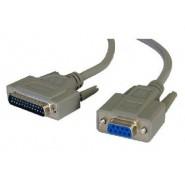 2m 9F-25M Modem Cable