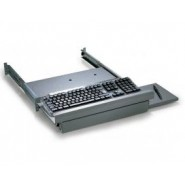 2U 450mm PI Rotating Keyboard Shelf