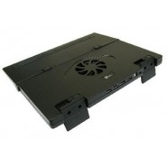 Folding Laptop Cooler with USB