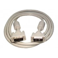 2m DVI-D Single Link Male - Male Cable