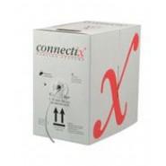 Connectix Cat.5e LSZH UTP Cable, 305m (Violet)