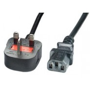 UK Mains Power Leads
