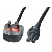 2m C5 Mains Power Lead