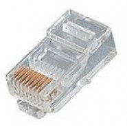 TE AMP Cat.5e RJ45 Crimp Plugs