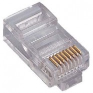 COB RJ45 Cat.5e Crimp Plugs
