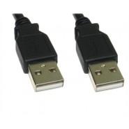 USB A-A Leads