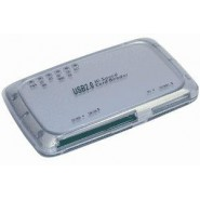 USB 2.0 All in One Card Reader/Writer