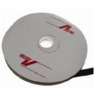 Velcro Continuous Loop, Black 25m rolls