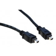 4 Pin to 4 Pin Firewire Cables